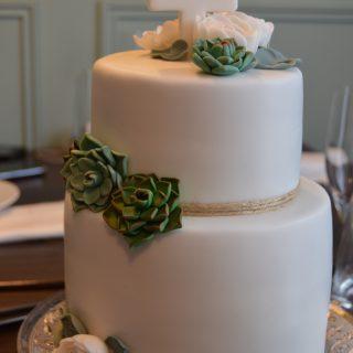 Gâteau de première communion de mes amours.
