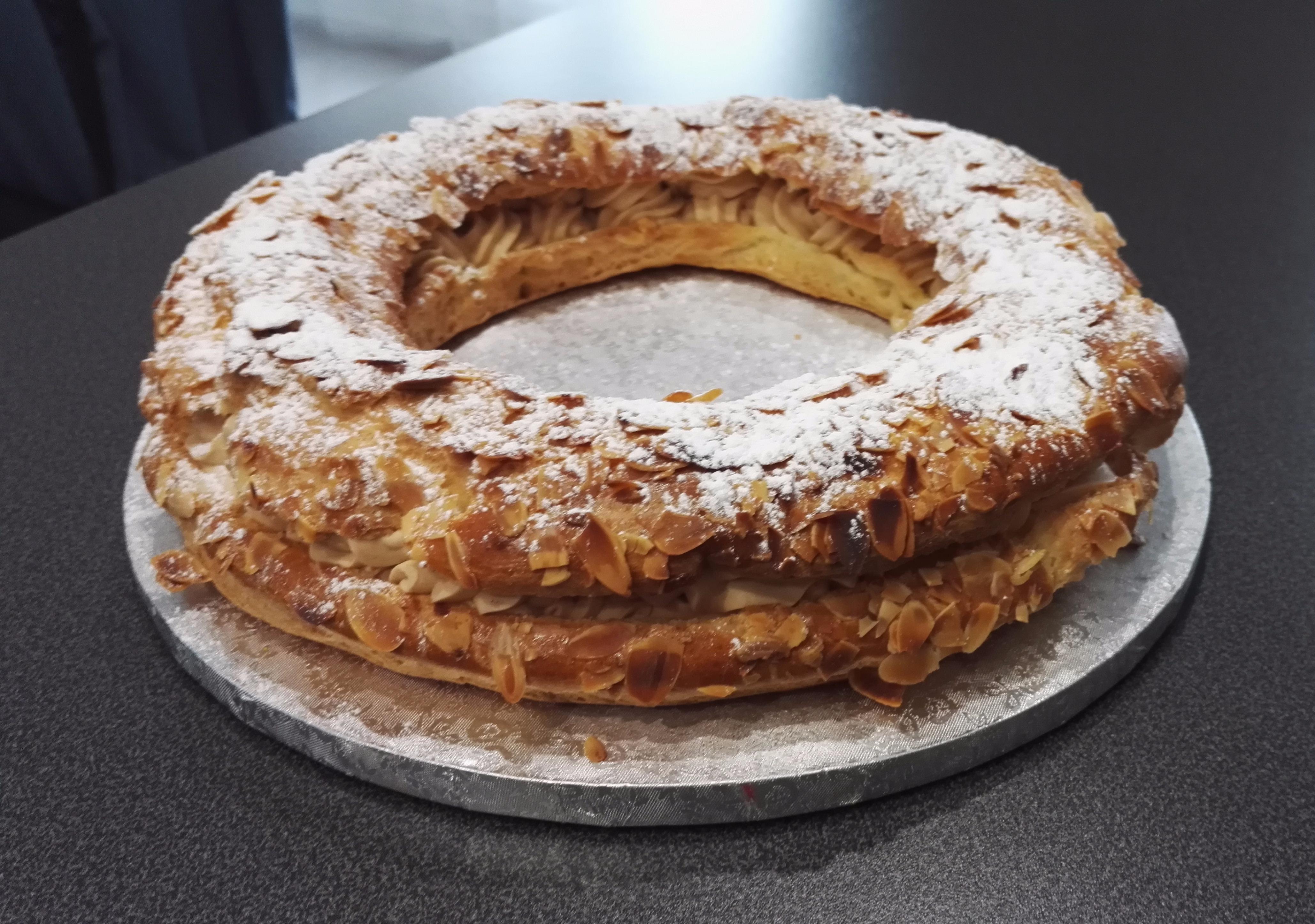 Le Paris-Brest, recette du CAP Pâtissier