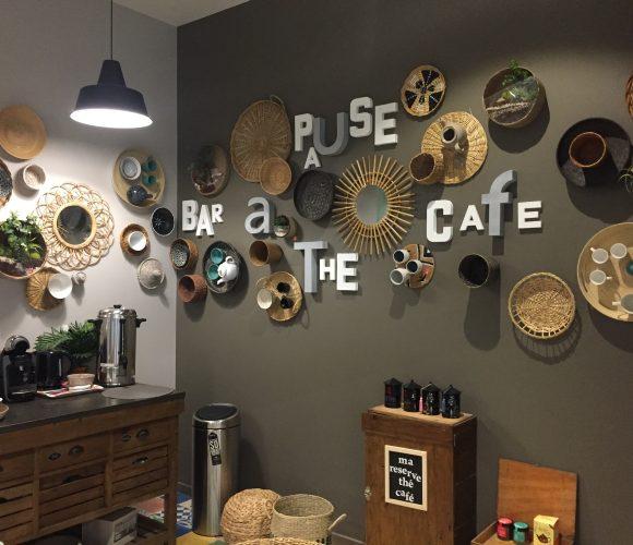 Ma décoration de mur version «Thé-rrarium» & «Café-rrarium»