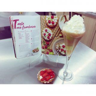 Cocktail du mois : Le fraisier