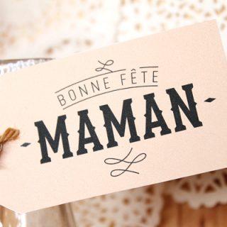 Un super cadeau pour une super Maman