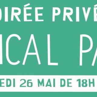 Soirée privée Tropical Party !