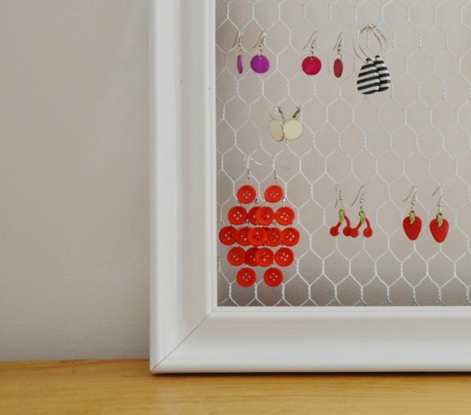 r alisation d 39 un cadre bijoux pour la f te des mamans blog z dio. Black Bedroom Furniture Sets. Home Design Ideas