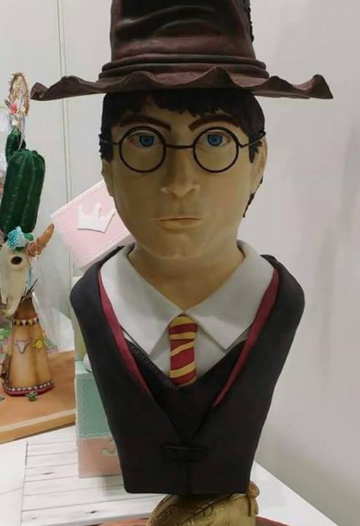 Tower cake Harry Potter/ Voldemort