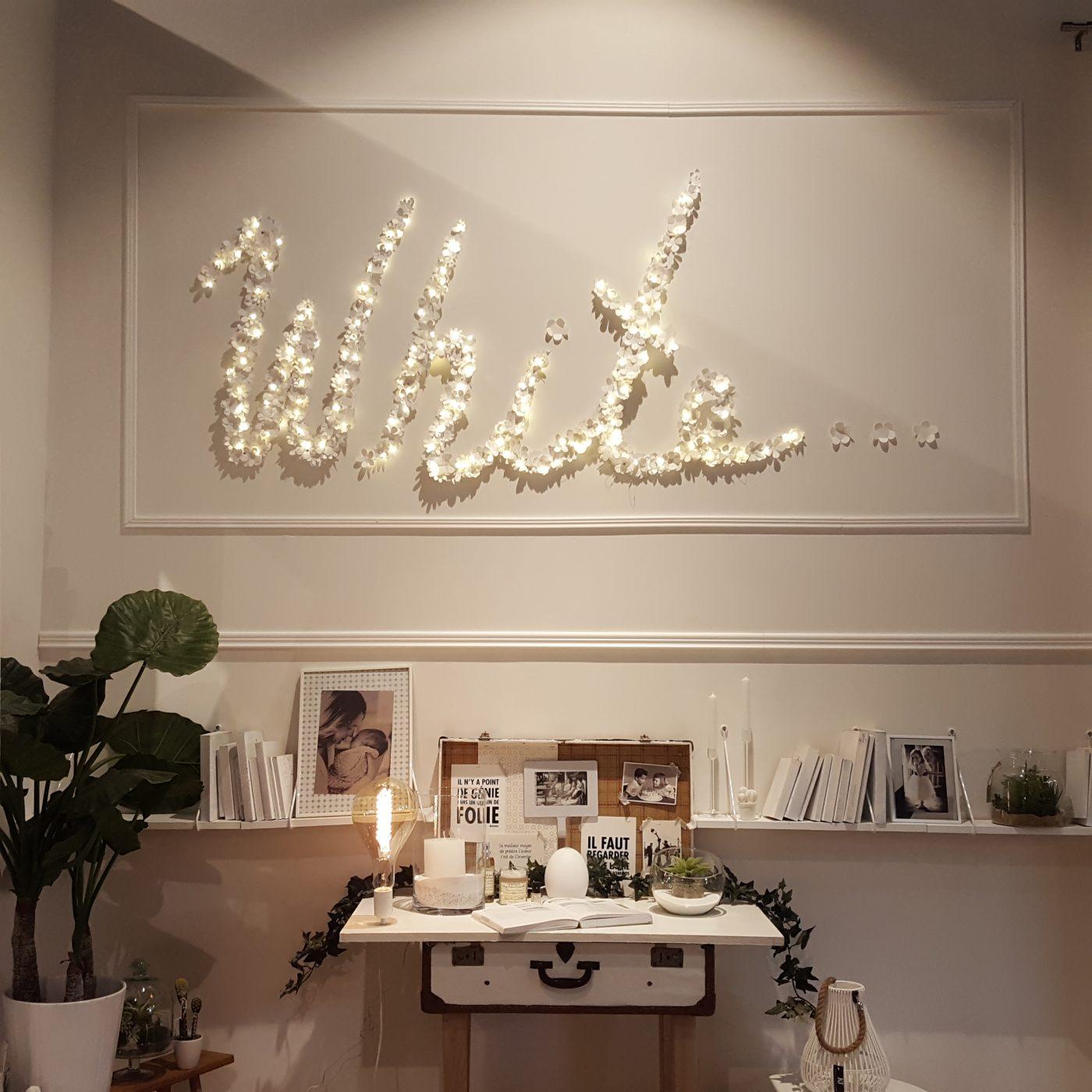 La maison vêtue de blanc.. Nouveau déclic White Craft à Gennevilliers !