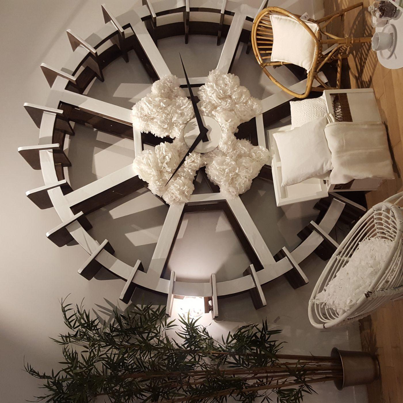 la maison v tue de blanc nouveau d clic white craft gennevilliers blog z dio. Black Bedroom Furniture Sets. Home Design Ideas