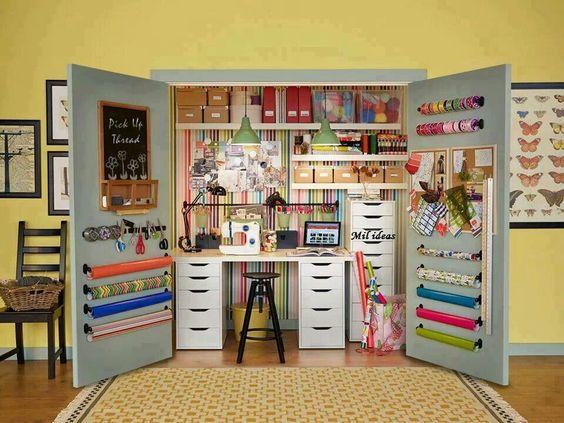Créer votre Atelier Couture à la Maison