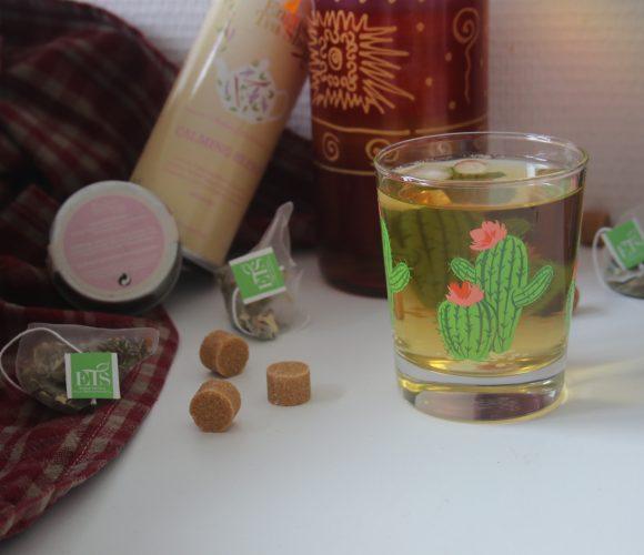Un thé super frais, super glacé!