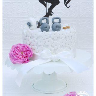 FitnessSteph's cake