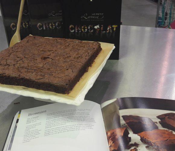 J'ai testé pour vous le Petit Larousse du Chocolat