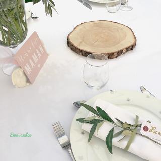 Décoration de table - Thème nature