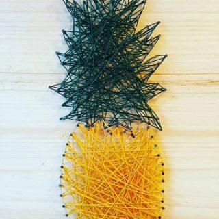 mon ananas en fil