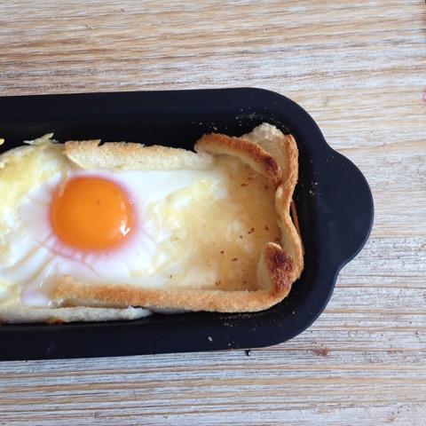 Mon œuf en cocotte