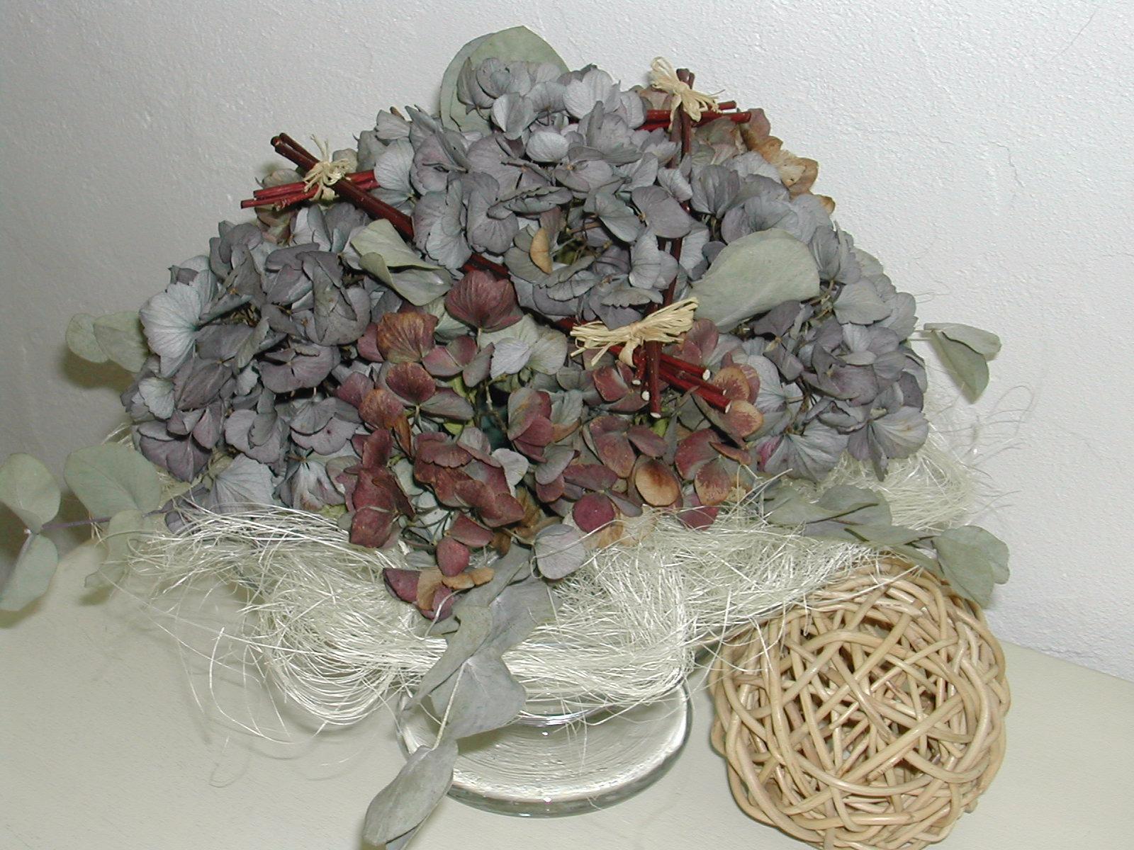 Un bouquet automnal !