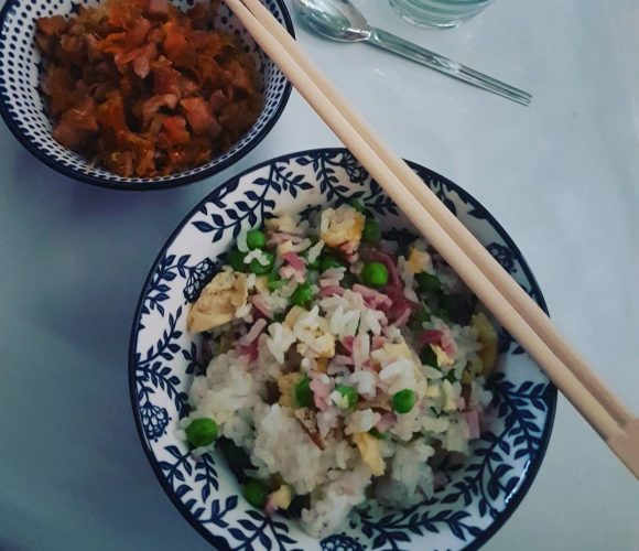 J'ai testé pour vous l'atelier riz cantonais porc au caramel