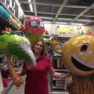 Nouveauté chez Zôdio ! Ballons à l'hélium