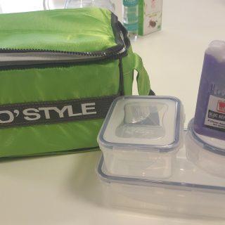 J'ai testé pour vous le sac isotherme GIO' STYLE et le kit installation de Lock & Lock