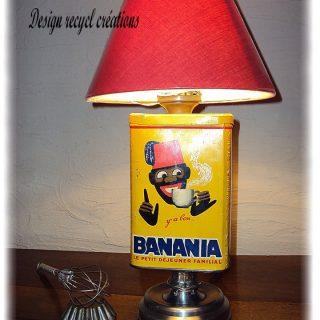 Une lampe gourmande