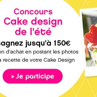 Jeu Concours : Cake Design de l'été 🍰 !