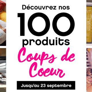 Découvrez nos 100 produits Coups de Cœur Zôdio !