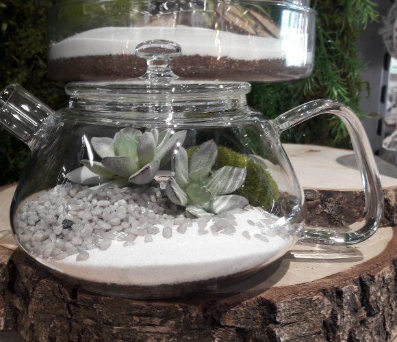 Créer votre petit espace vert grâce à un terrarium maison!