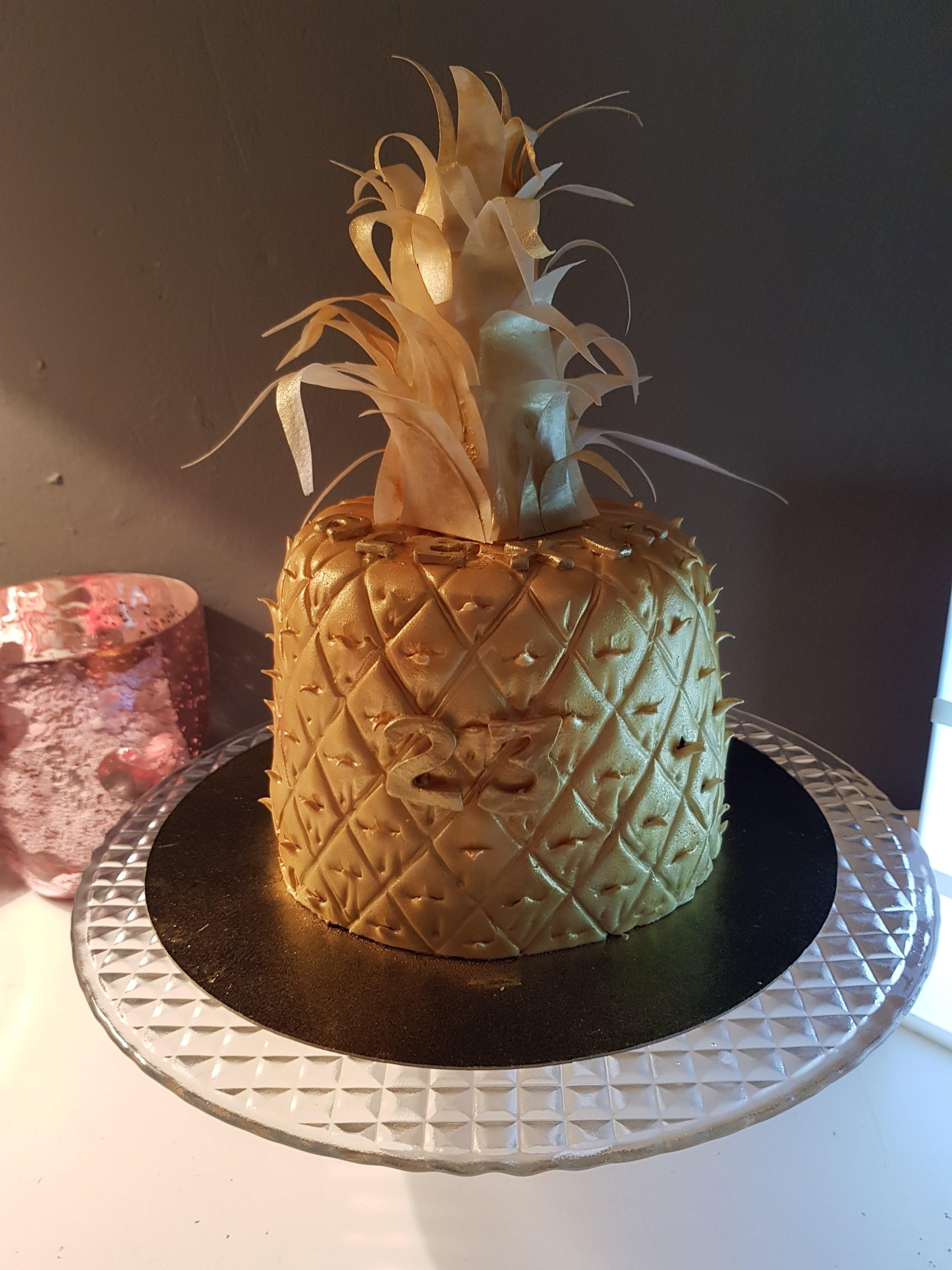 ananas gold pour un été fruité!