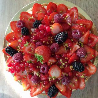 fraises haute couture