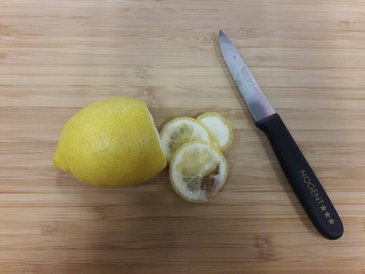 J'ai testé pour vous le couteau d'office noir Nogent