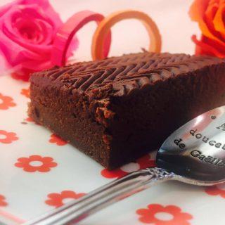 Gâteau chocolat mascarpone de Cyril Lignac