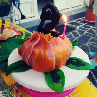 Gâteau Lotus