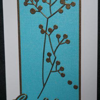 carte condoléances fleurs