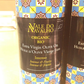 """J'ai testé pour vous l'huile d'olive """"Intenso"""""""