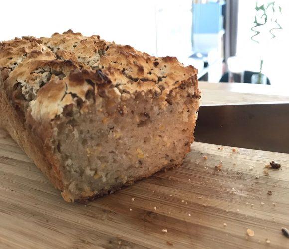 J'ai testé pour vous pain aux graines sans gluten