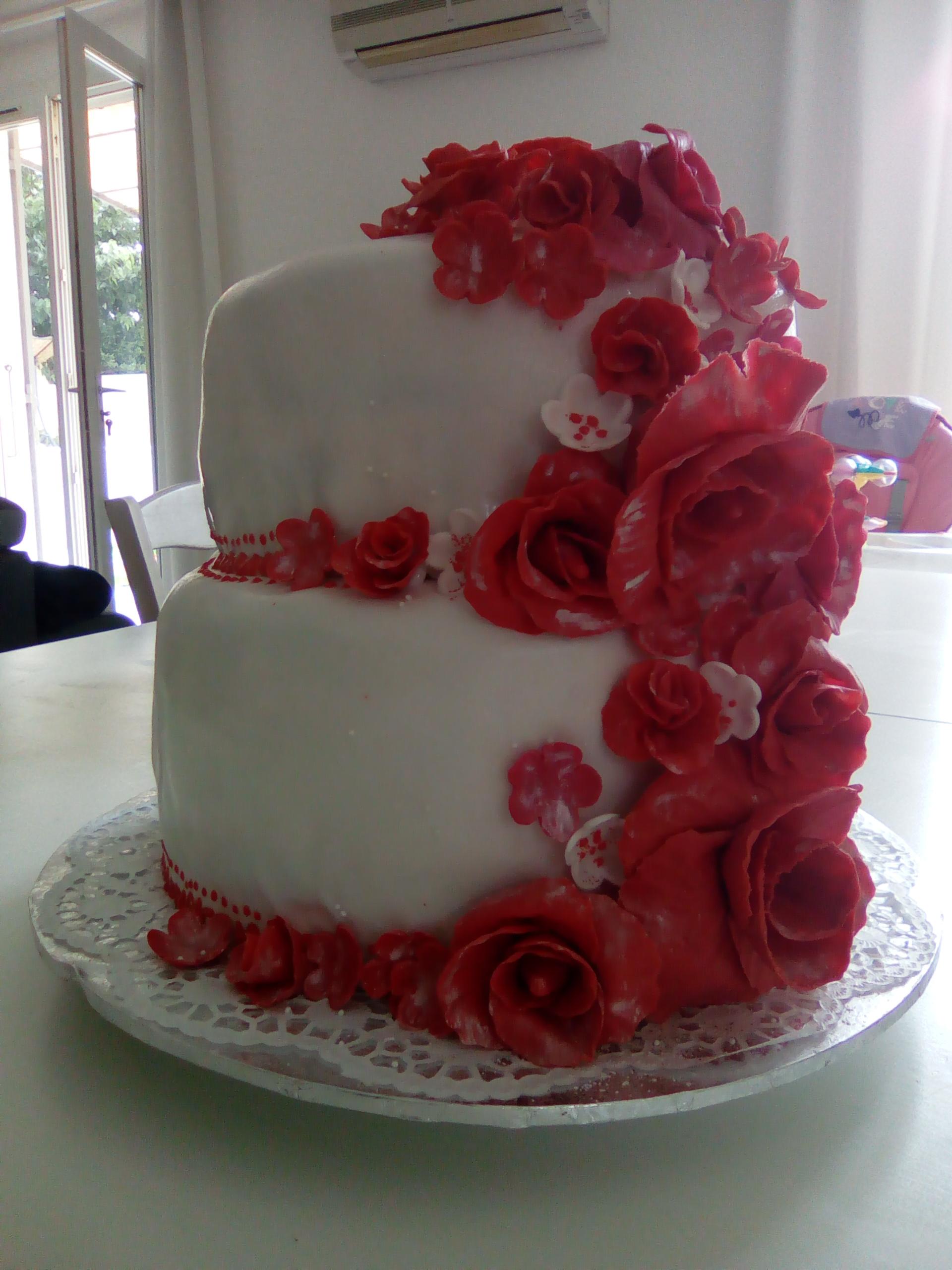 Realisation Cake Design Anniversaire Avignon