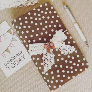 Un Fauxdori? kesako? 2 carnets de notes reliés dans une jolie couverture à customiser