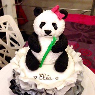 BB panda ? est né cette nuit alors....