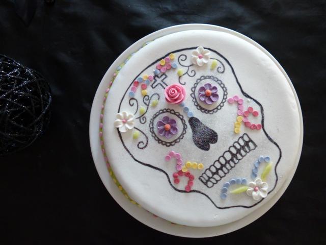 Gâteau Mexicain