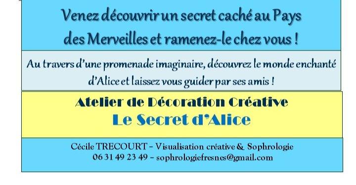 Cours de Visualisation Créative Zôdio Massy