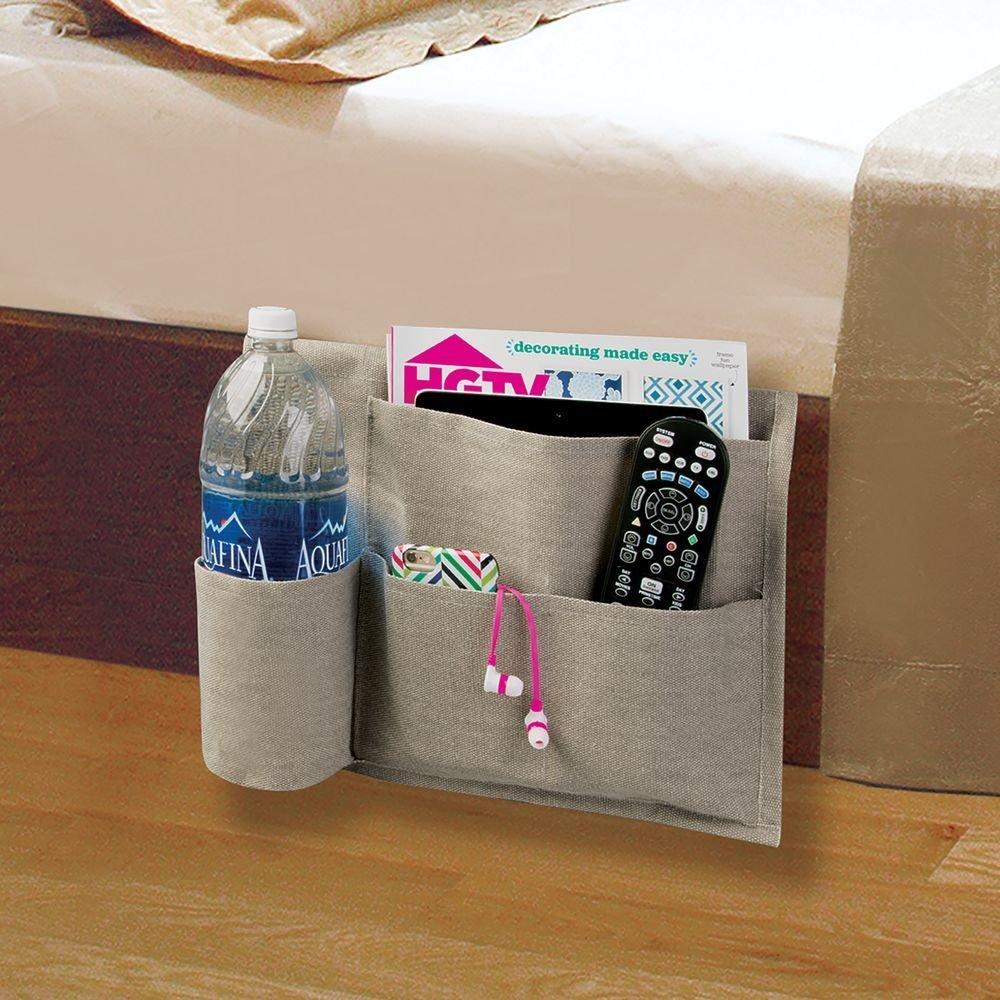 J'ai testé pour vous le vide poche côté du lit - Interdesign