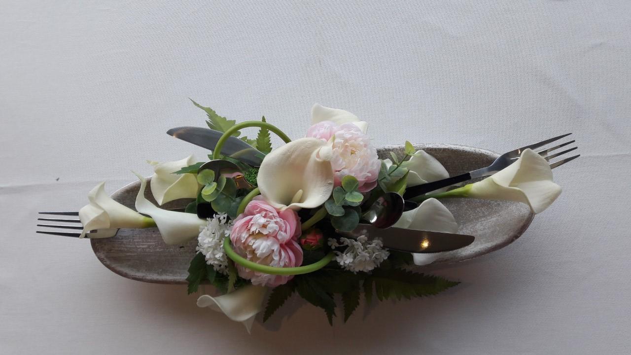 Compo Florale Improvisée