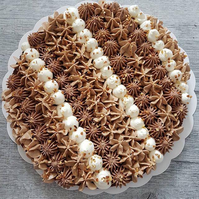 Tarte chocolat praliné façon Fantastik