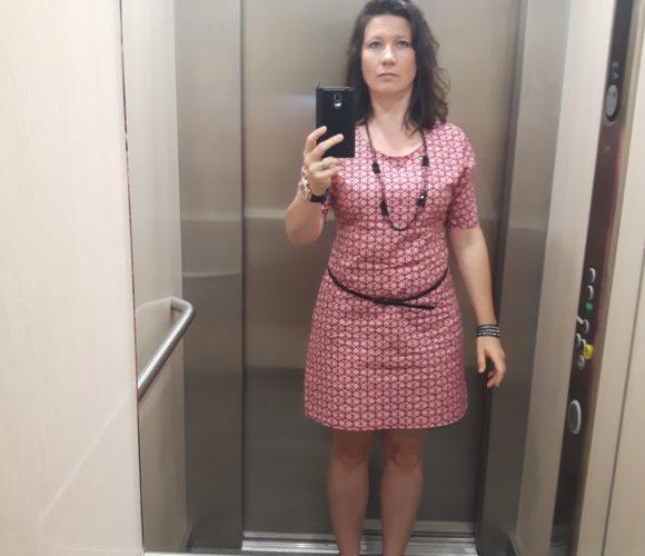 Arum en blouse et Arum en robe