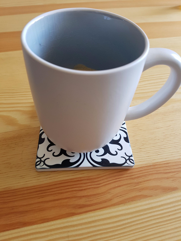 J'ai testé pour vous le mug blanc mat MILLA