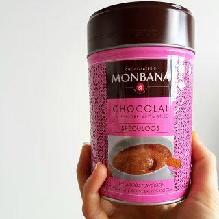 J'ai testé pour vous chocolat en poudre spéculoos