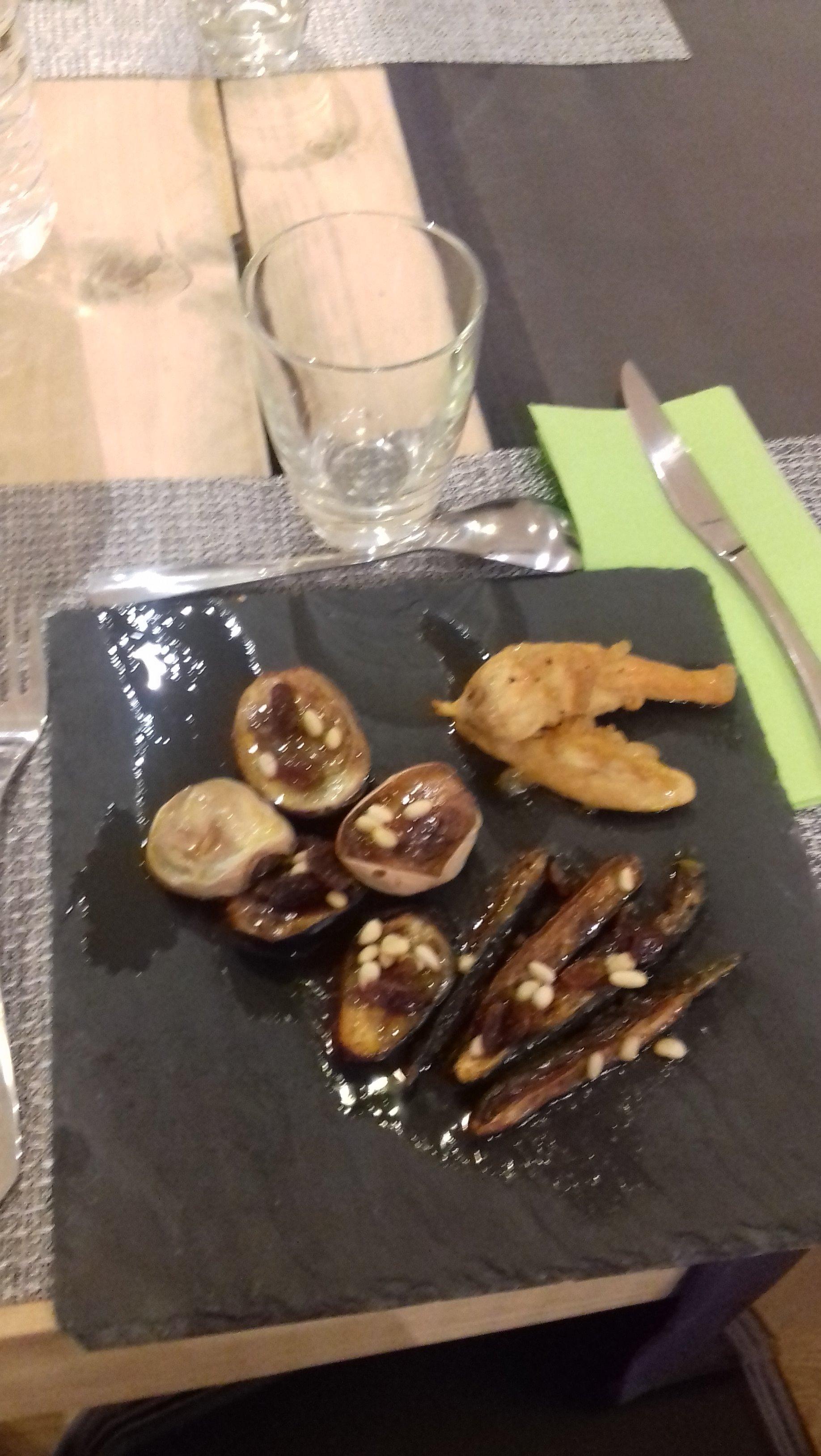 J'ai testé pour vous atelier cuisine midi express suprême de volaille épices petits légumes