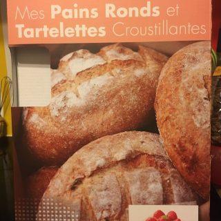 J'ai testé pour vous le kit mes pains ronds et tartelettes croustillantes