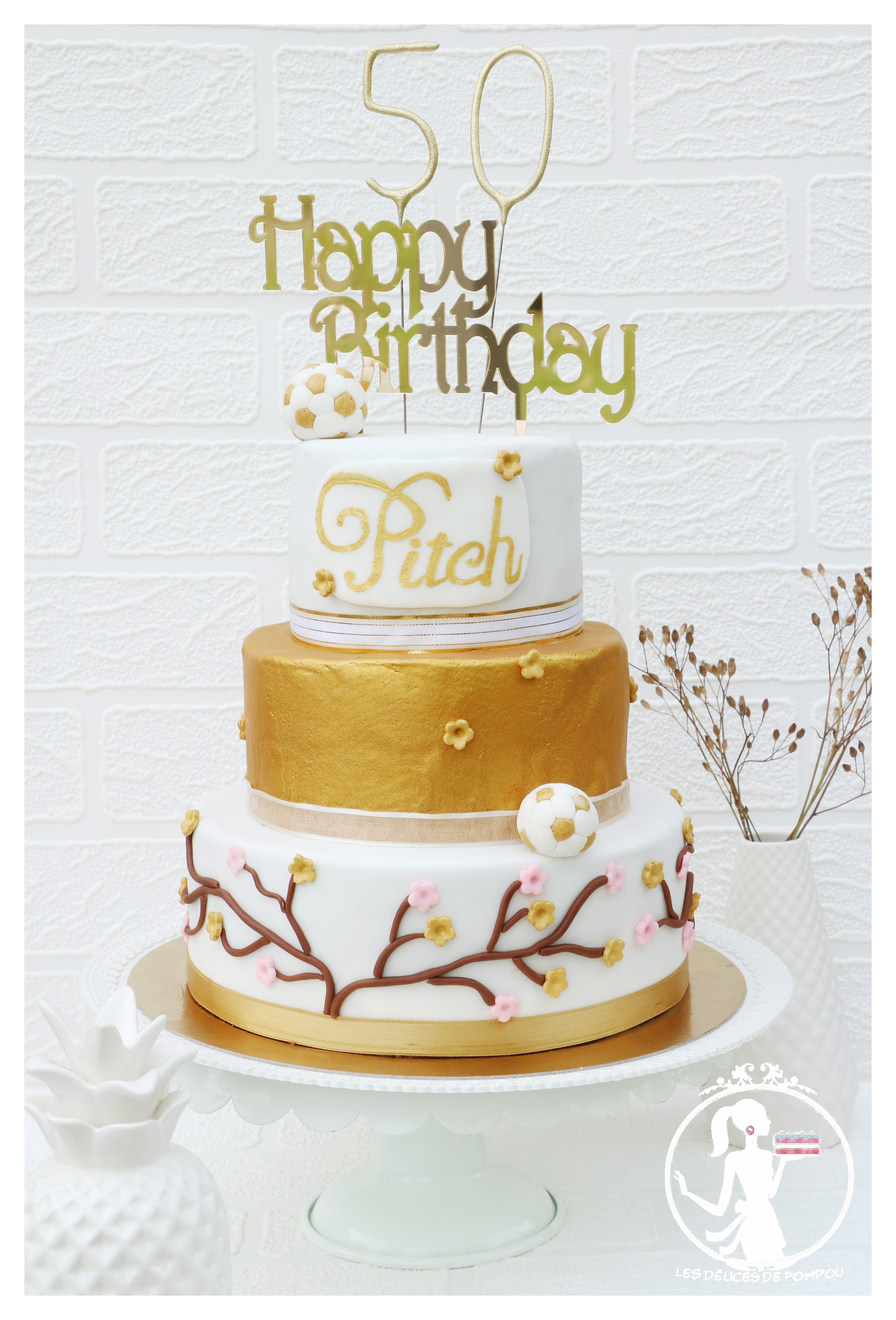 Pitch'cake