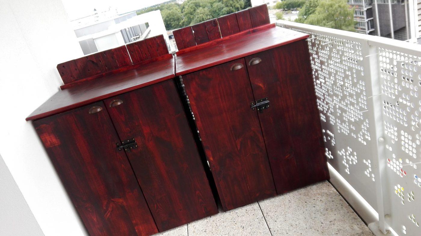 Mon meuble en palettes blog z dio for Meuble zodio