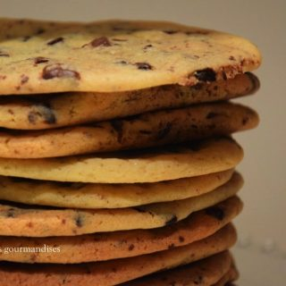 Mes chocolate chip cookies !
