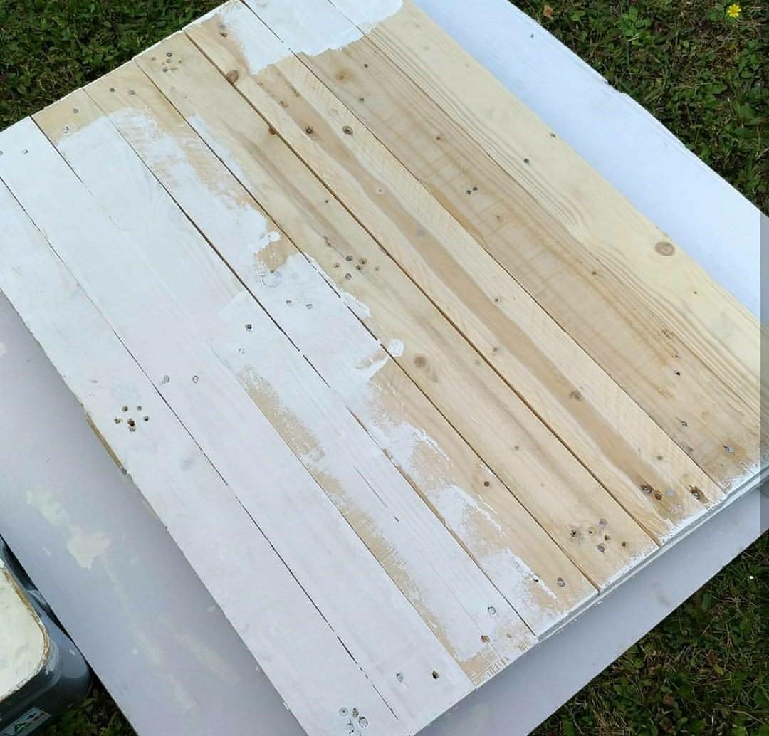 Table Basse En Palette Home Made Blog Zodio